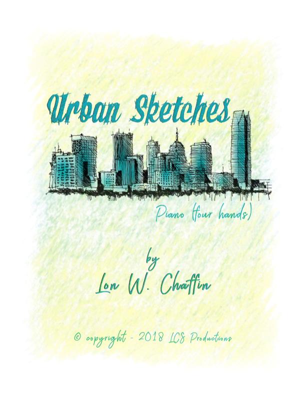 Urban Sketches Sheet Music
