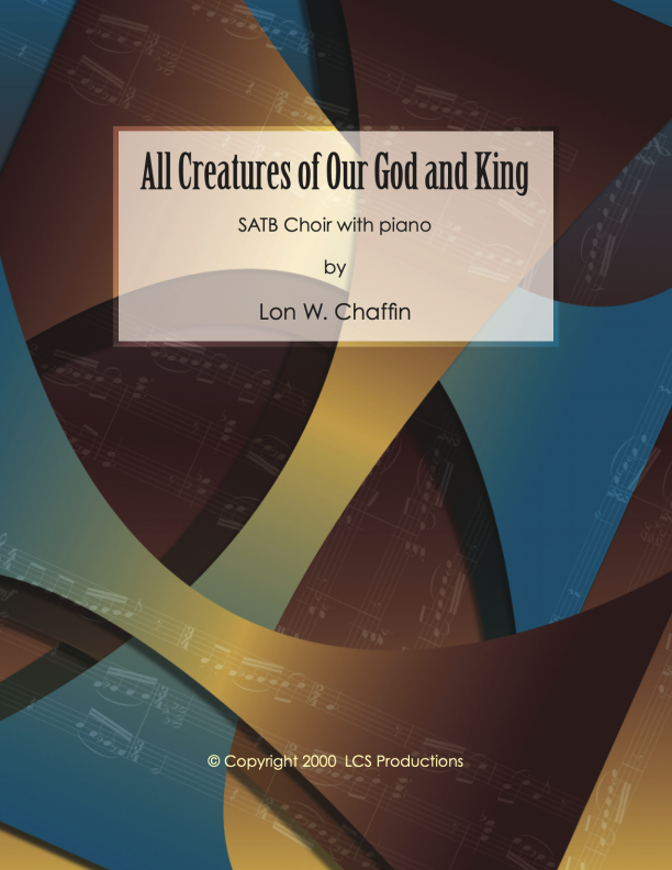 All Creatures of Our God and King Sheet Music