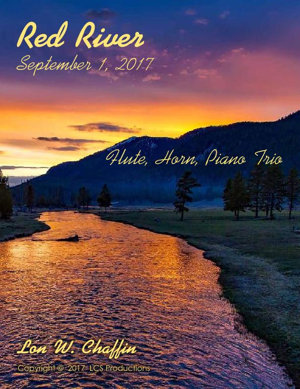 Red River: September 1, 2017 Sheet Music