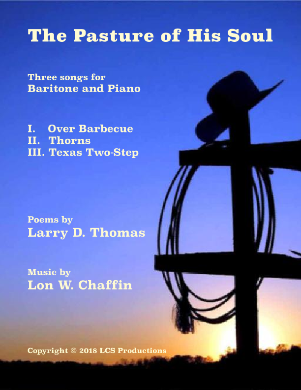 The Pasture of His Soul Sheet Music