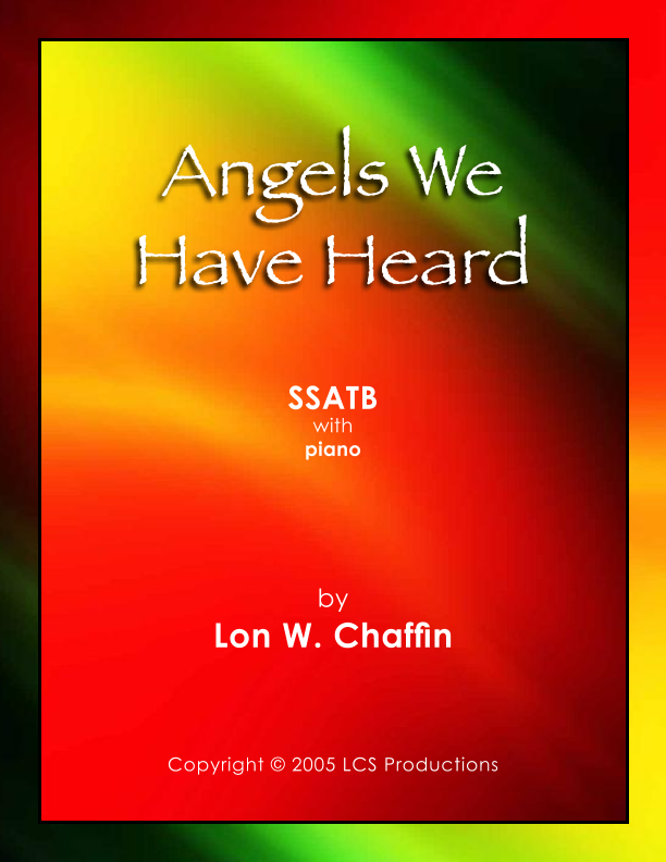 Angels We Have Heard Sheet Music