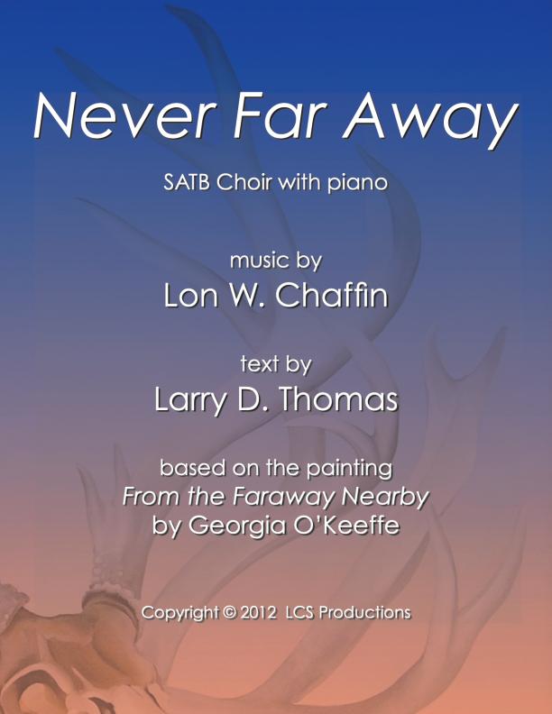 Never Far Away Sheet Music