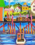 Vinalhaven Wharf 3
