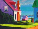 Harbor Dusk
