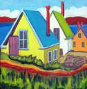 Lobstermen's Houses