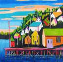 Stonington Wharf