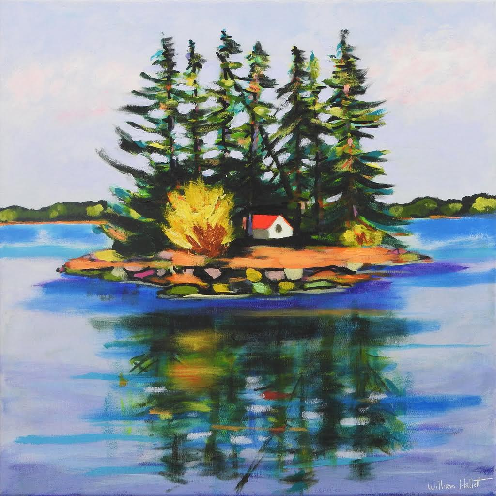 Lake Island II