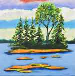 Lake Island I
