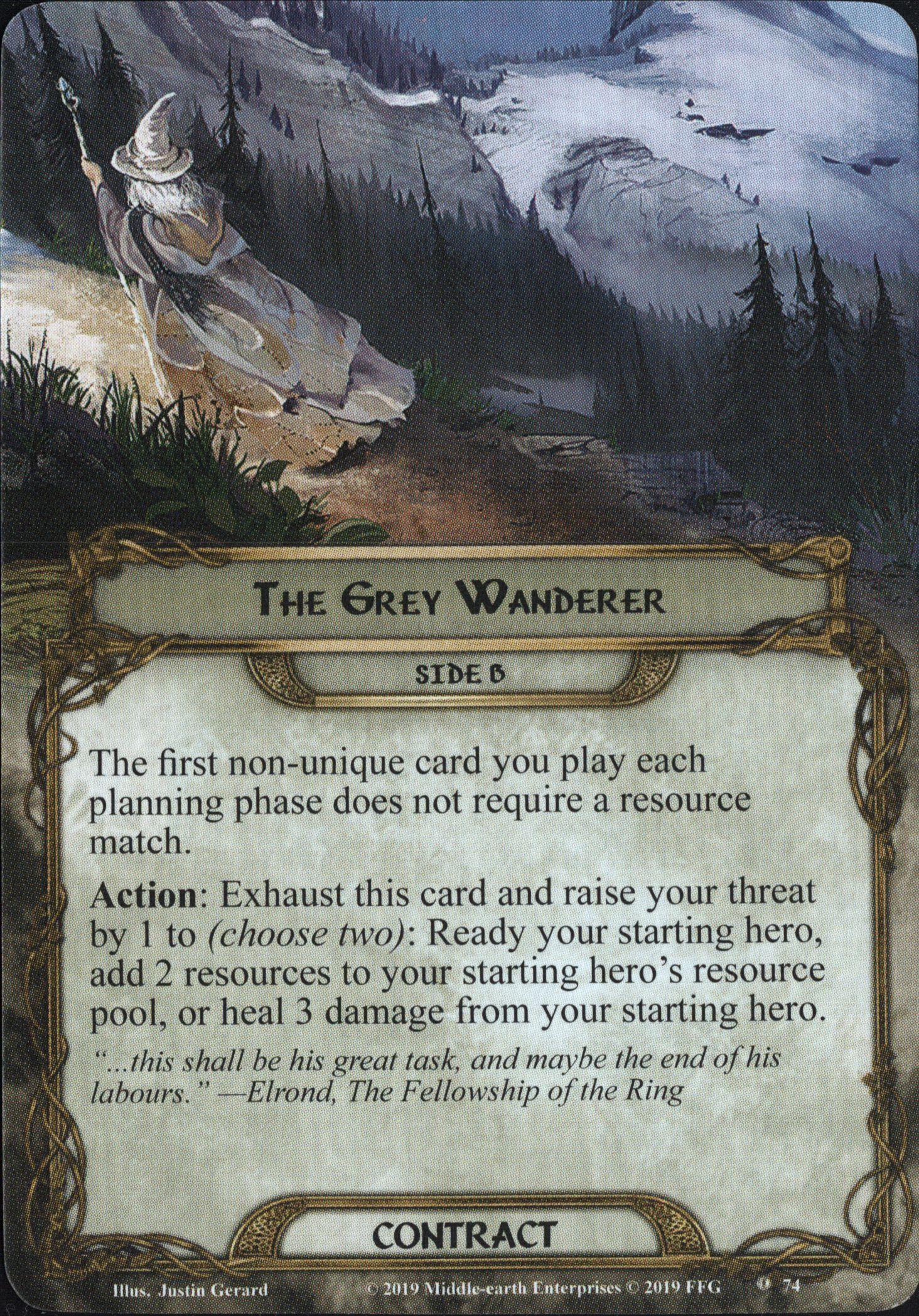 Le défi des gens des Chariots [cycle La vengeance du Mordor, pack 3] - Page 2 The-Grey-Wanderer-SideB