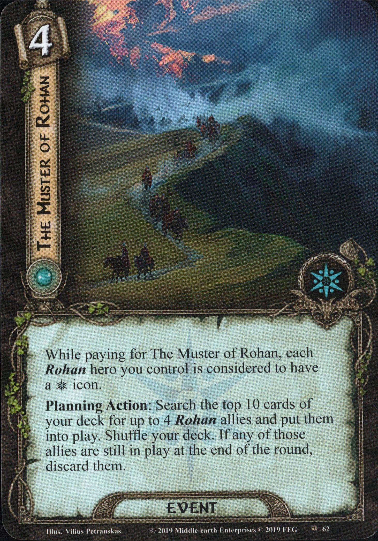 Galerie visuelle des cartes joueurs à venir The-Muster-of-Rohan