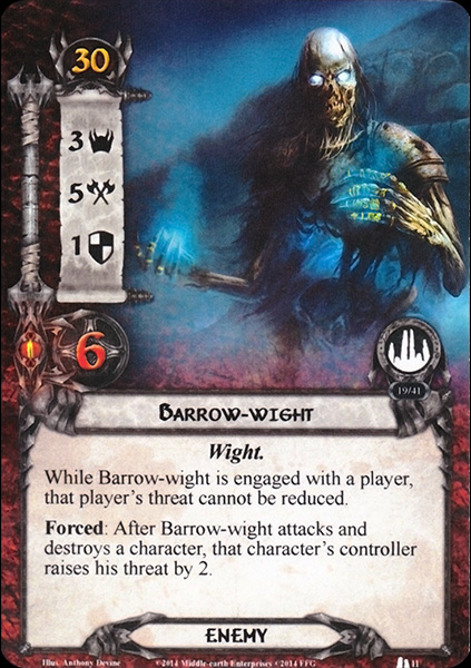 Image result for barrow wight
