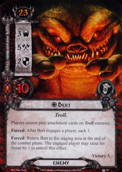 The Hobbit Over Hill /& Under Hill Expansion Lotr Lcg DELETE ME
