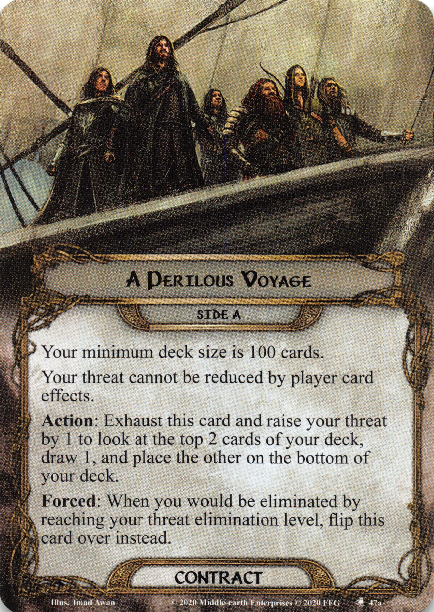 [Scénario pack 1] The Hunt for the Dreadnaught A-Perilous-Voyage-SideA