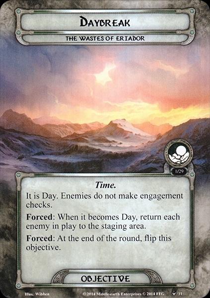 The Wastes of Eriador