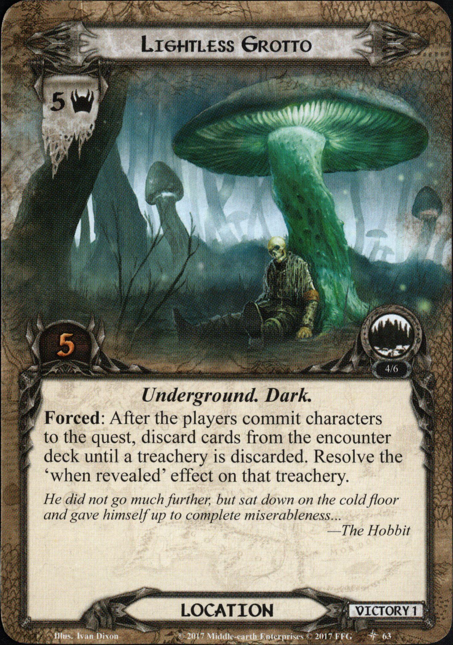 [La Quête du Roi] Grotte sombre et Habitant des profondeurs Lightless-Grotto