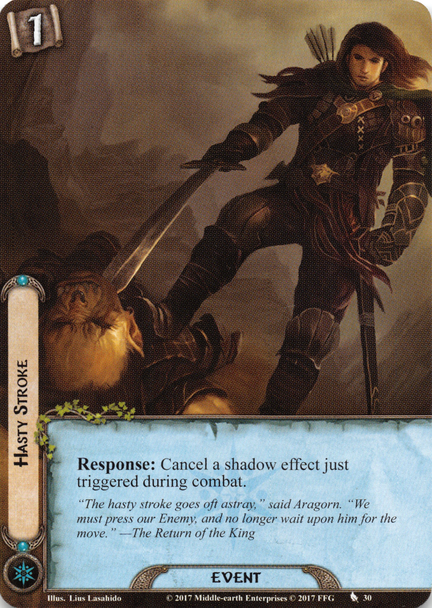 Staples: Shadow card manipulation