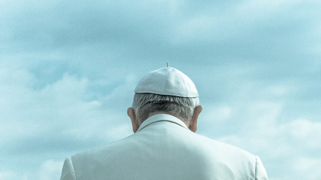 """Hallow App Blog - Connecting with God in """"The Two Popes"""""""