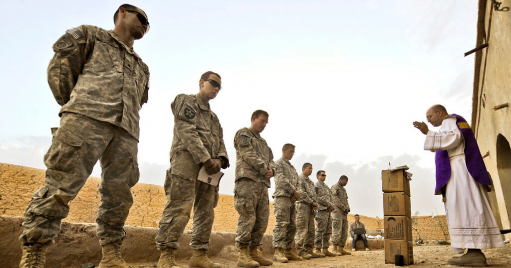 Hallow App Press Release for Active Duty Military and Veterans