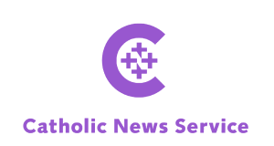 Catholic News Service Logo Hallow App