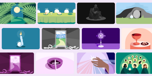 Hallow App Blog 2021 Holy Week Resources