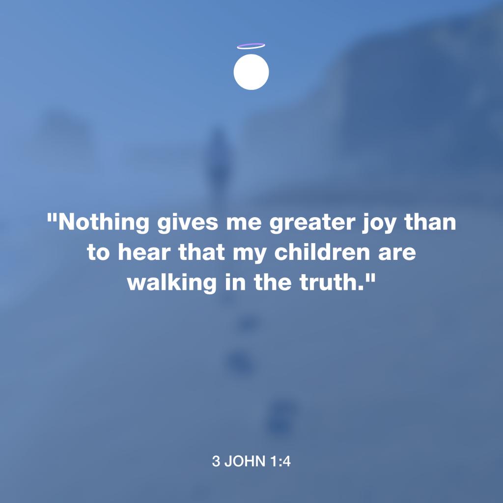 Hallow Daily Quote - Joy