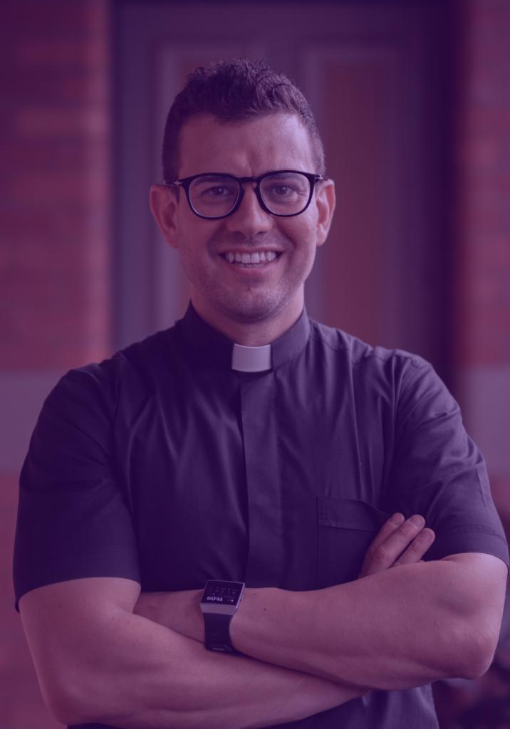 Hallow Partner - Fr. Rob Galea