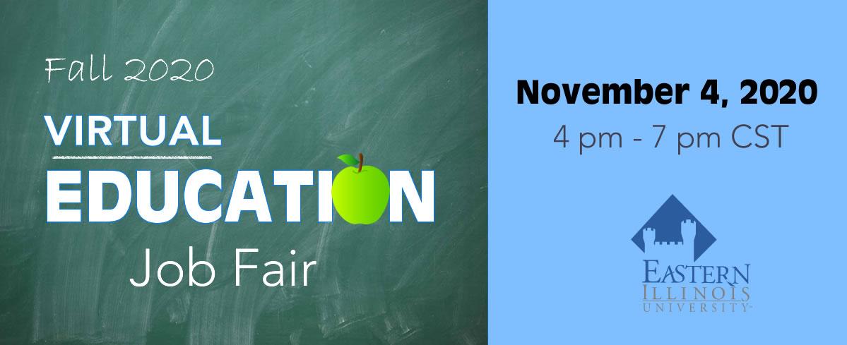 Fall Education Job Fair
