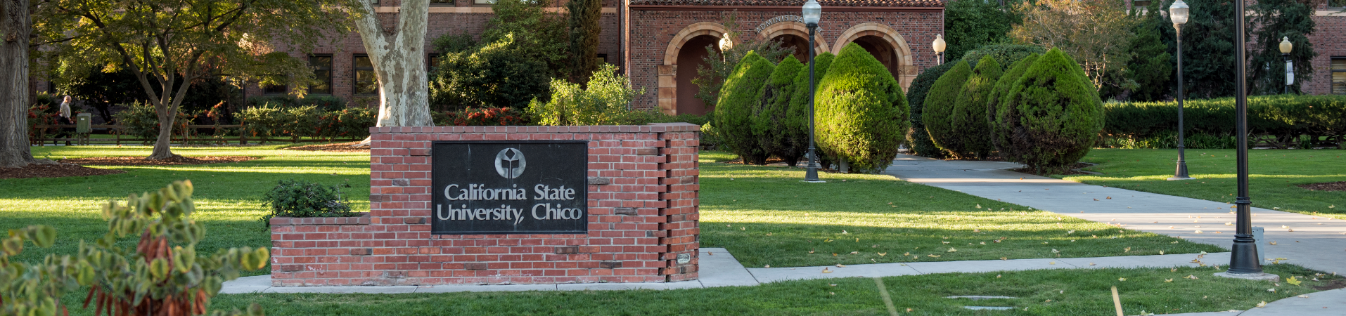 Chico State Campus Photo