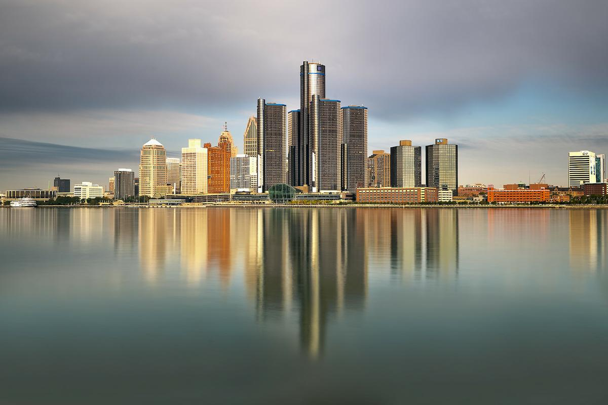 an overview of the situation in modern detroit michigan