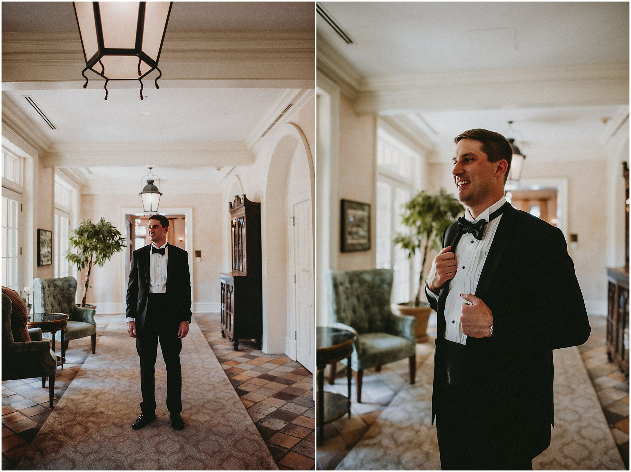 Keswick Hall & Golf Club Wedding Virginia
