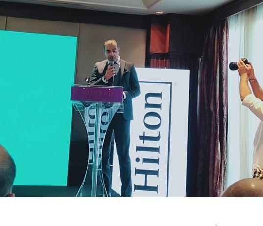 دي إم ديفيلوبمنتس تتعاقد مع هيلتون لإقامة فندق دبل تري بمشروع ذا جروف - جريدة حابي