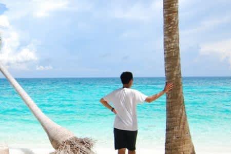迷戀沙巴海洋風情海島樂2天1夜美人魚海島遊(小木屋-標準房)