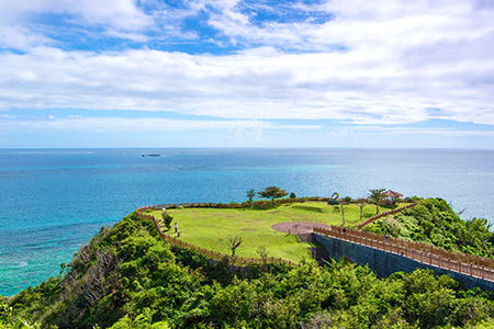 沖繩南部經典一日遊海葡萄瀨長島知念岬公園B路線