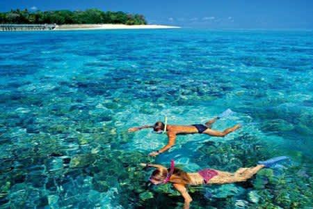 【沙巴海島系列】美人魚島一日游 浮潛天堂-Haplaytour