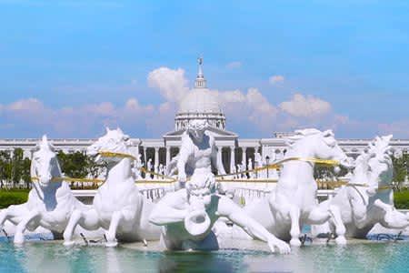 台南文青之旅 奇美博物館 安平古堡老街 赤崁樓 藍晒圖文創園區