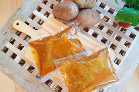 咖哩冷凍包調理包素食葷食