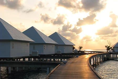 【馬爾地夫自選渡假村一日遊】Maafushi居民島出發