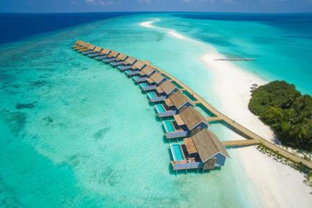 亞航直飛|庫拉馬蒂島度假村 6天4夜-7天5夜 兩人同行全包式度假村 Kuramathi Maldives