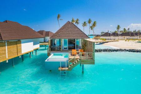 港航直飛|雙魚島度假村 6天4夜-7天5夜 兩人同行一價全包 Olhuveli Beach & Spa Maldives