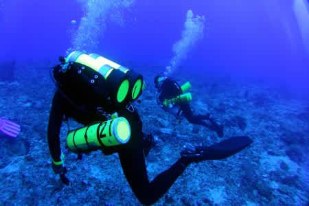 【體驗潛水樂】亞庇開放水域潛水2次(不考取執照)