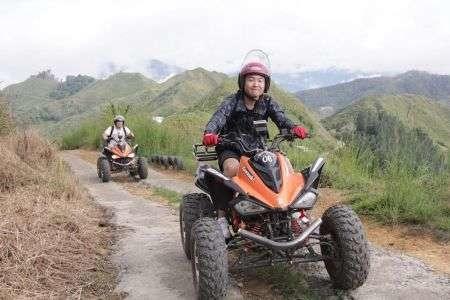 【沙巴戶外冒險】越野車+乳牛場+神山公園一日遊
