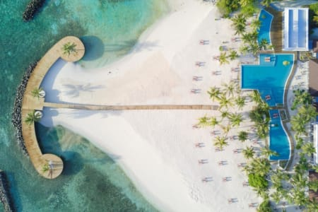 港航直飛|戴加利島度假村 6天4夜-7天5夜 兩人同行一價全包