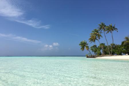 Dhangethi居民島
