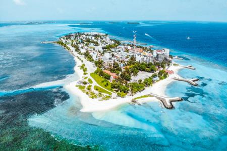 馬爾地夫居民島
