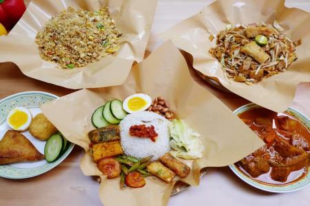 寶林咖啡館-馬來西亞美食