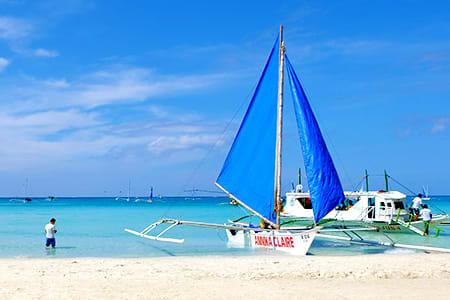 長灘島趴趴走4日3G零距離愛上長灘五感輕旅行