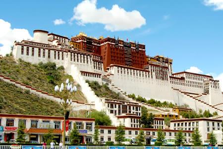 絕美西藏8日遊山南日喀則西藏洲際天堂