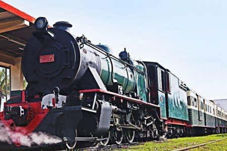 北婆羅洲蒸汽火車懷舊之旅
