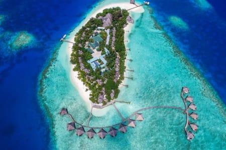 港航直飛|馬爾地夫 絢麗島度假村 六天四夜-七天五夜 兩人同行一價全包 Adaaran Club Rannalhi Maldives