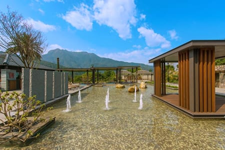 【Yangmingshan Tien Lai Resort & Spa- Open-air/Elegant Bath House】